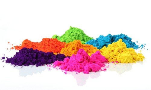 Holi Color Powders