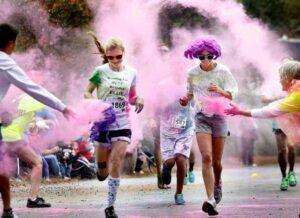 Organizzare Color Run per beneficenza