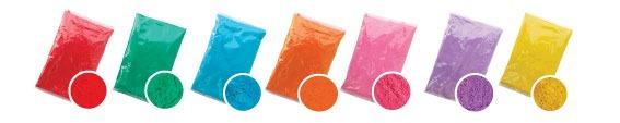 acquistare borsa colorati polvere holi